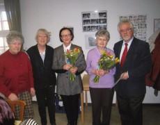 Jahreshauptversammlung der AWO Fuldatal am 26. März 2013