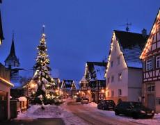 Weihnachtsveranstaltungen der AWO Kaufungen