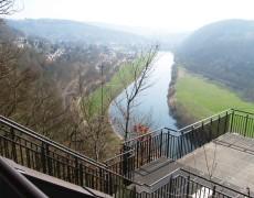 Aprilwanderung der AWO-Großenritte nach Altenbauna