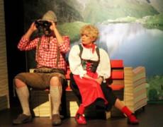 AWO-Großenritte besuchte die Komödie in Kassel.