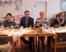 Neujahrsfrühstück am 16.01.2015 mit der AWO OV Espenau