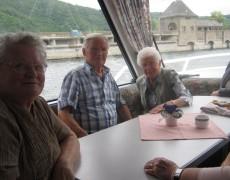 Tagesbericht Busfahrt vom 18.06.2015 nach dem Dülfershof und Schifffahrt auf dem Edersee