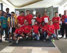 AWO OV Vellmar Rosengarten United gewinnt den Integration Cup 2015