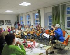 Weihnachtsfeier 2015 im OV Immenhausen