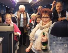 AWO OV Espenau – Unsere erste Busfahrt in diesem Jahr !