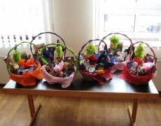 Sommerfest mit Ehrungen der AWO-Großenritte