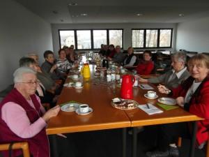 Jahreshauptversammlung der AWO Fuldatal