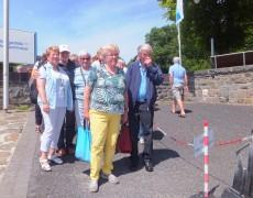 Busfahrt am 28.5.2018 zum Möhnesee