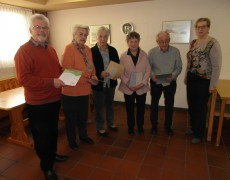 Jahreshauptversammlung AWO Fuldatal