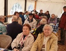 März-Wandernachmittag der AWO-Großenritte
