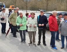 April-Wandernachmittag der AWO-Großenritte
