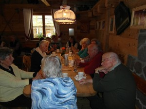 AWO Fuldatal in der Königs-Alm