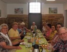 Besuch der Hagenmühle in Grebenstein am Dienstag, den 18.6.2019