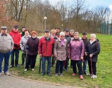 Märzwanderung der AWO-Großenritte