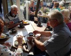 AWO Fuldatal: Ausflug Siebenbergen
