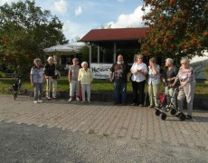 AWO Fuldatal – Ausflug zum Helleberg